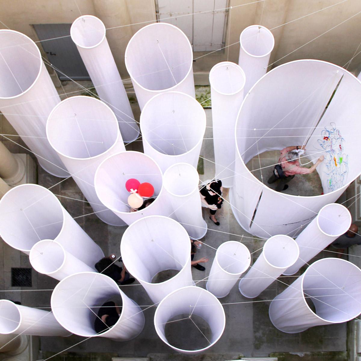 Expo d'Expé – Festival des Architectures Vives Montpellier 2011