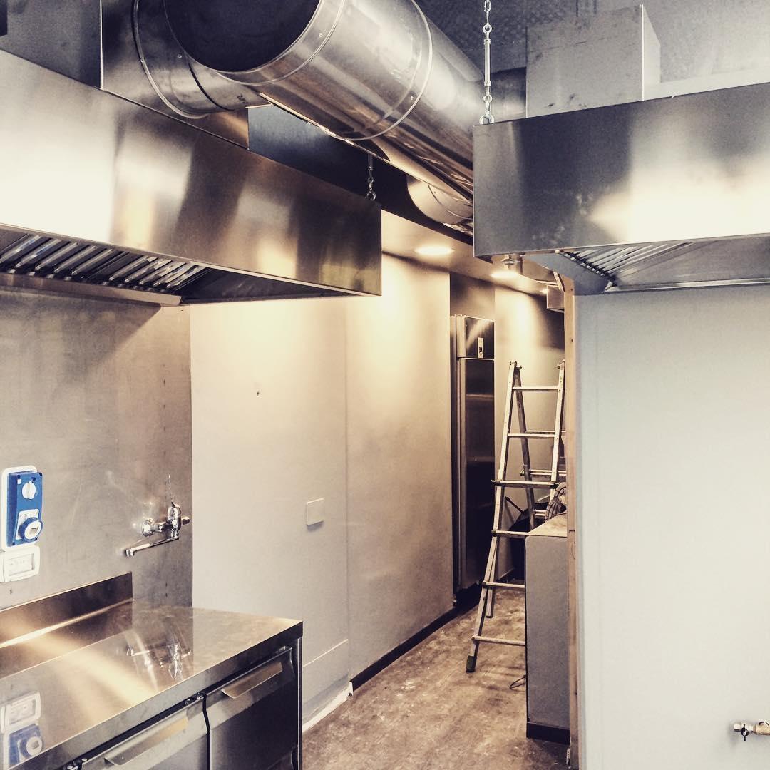 Cucina Terrazza Colombo Go Up