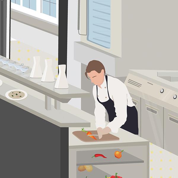 """Cucina Ristorante """"The Cook al Cavo"""""""