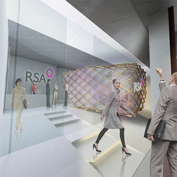 Nuovi Uffici RSA Genova